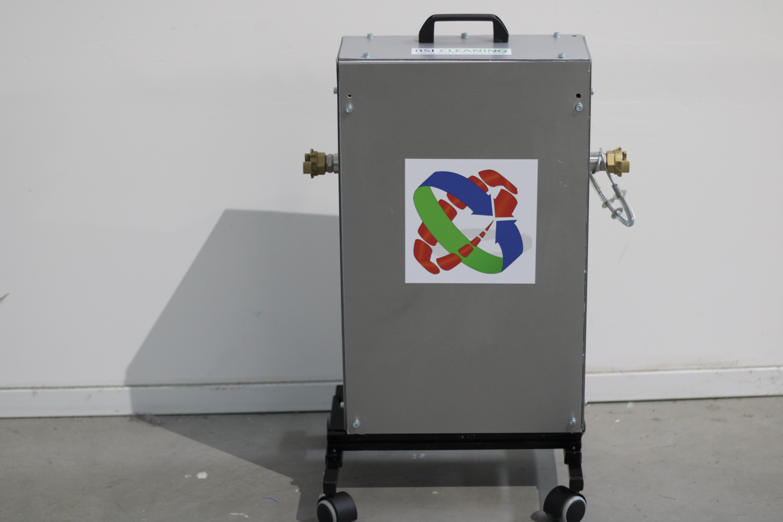 machine de nettoyage cryogénique