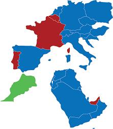 Commercial indépendant Luxembourg, France, Belgique Allemagne